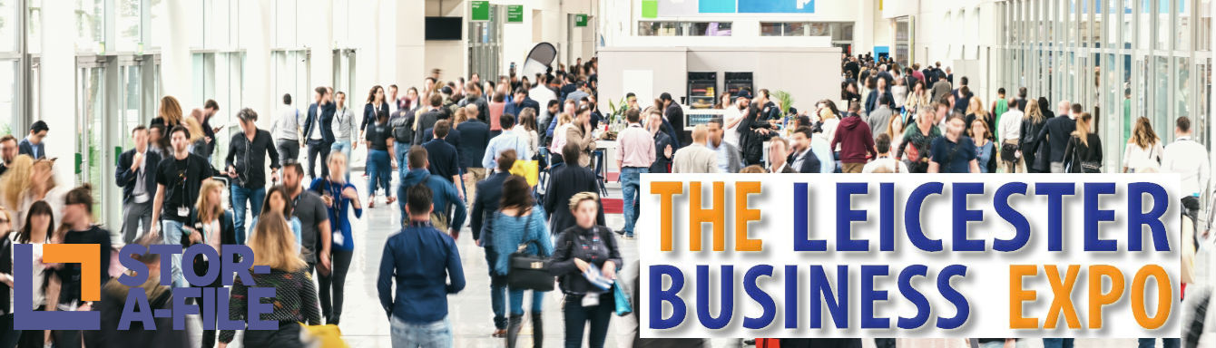 Stor a File to attend leicester business expo